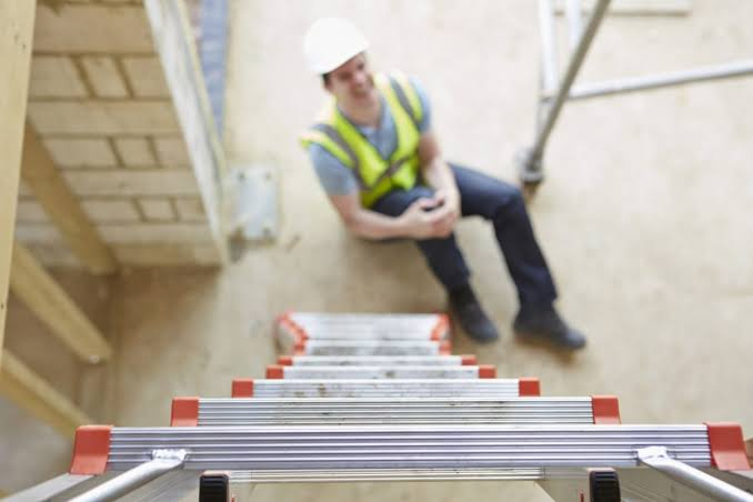 Types of occupational accident claims